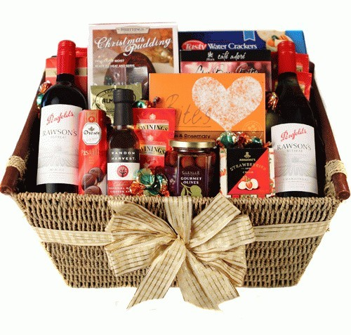 Gift hampers and baskets fast delivery australia wide online seasons essentials negle Image collections