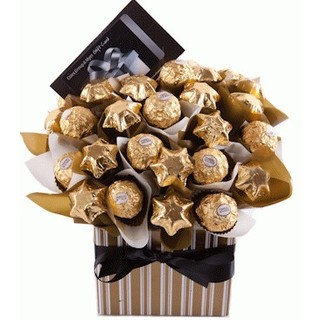 Gift Giving - Chocolate Hamper