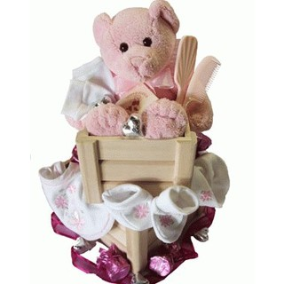 It`s a Girl! - Baby Hamper